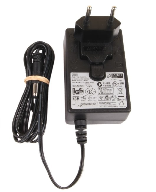 Power Adapter Power Supply 100-240V to 12V 1.5A - T-amp