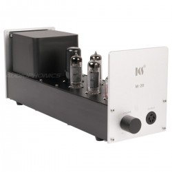 Pack KINGSOUND M-20 Tube Amplifier & KS-H4 Electrostatic Headphone Silver