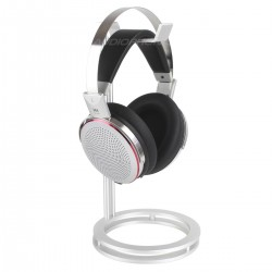 Pack KINGSOUND M-20 Tube Amplifier & KS-H4 Electrostatic Headphone Silver