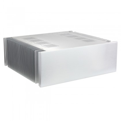 Boitier DIY 100% Aluminium ventilé avec dissipateurs 432x370x150mm