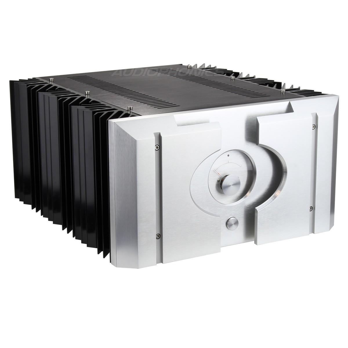 Boîtier DIY Ventilé avec Indicateur de Mise sous Tension & Dissipateurs 100% Aluminum 396x360x195mm