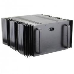Boitier DIY 100% Aluminium ventilé avec dissipateurs 396x360x195mm