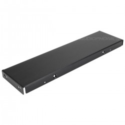 HIFI 2000 Side panel for 2U 300mm Chassis Black