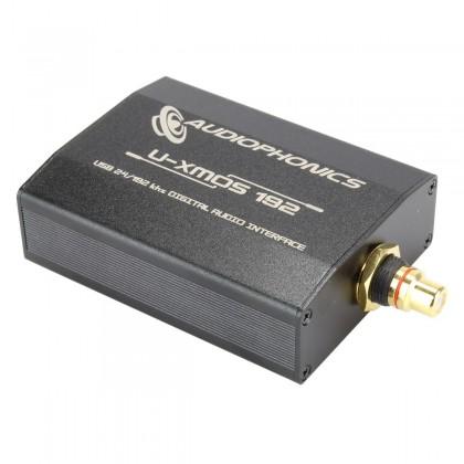 Audiophonics U-XMOS192 interface digitale USB vers I2S/DSD/Spdif