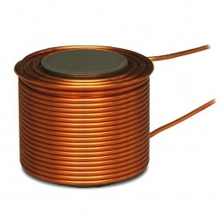 JANTZEN AUDIO IRON CORE COIL 4N Copper Wire Permite Core Coil 18AWG 6.8mH