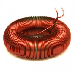 JANTZEN AUDIO C-Coil 4N Copper 14AWG/1.6mm 10.0mH