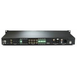 MiniDSP BOX 4x10HD processor Audio USB 24bit/48khz 4 -10 channel