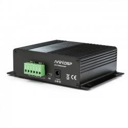MiniDSP BOX 2x4 Balanced Processeur Audio Symétrique USB 2 vers 4 canaux