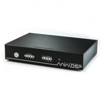 MiniDSP nanoAVR HD 8x8 processeur Audio HDMI/USB/Ethernet