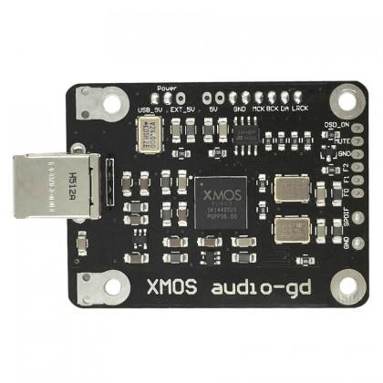 Audio-GD XMOS U8 Digital Interface USB vers I2S 32bit 384kHz DSD