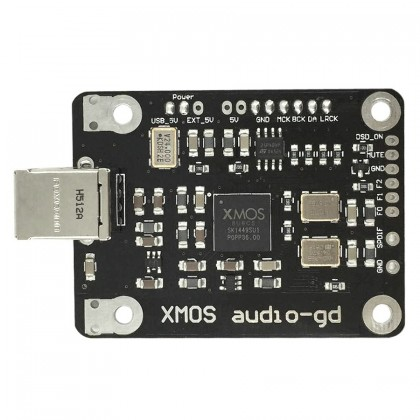 Audio-GD XMOS U8 Interface digitale USB vers I2S 32bit 384kHz DSD
