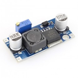 DC-DC Adjustable Step-up Power Converter Module 5.5V-35V 3A