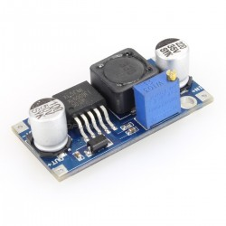 DC-DC Adjustable Step-up Power Converter Module XL6009 5.5V-35V 3A