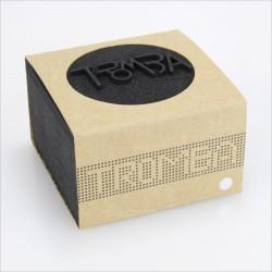 Tromba LMA-B Palet presseur / Stabilisateur platine vinyle Noir