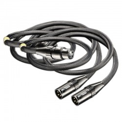 Furutech Evolution Audio II XLR Interconnect Cable 1.2m (Pair)