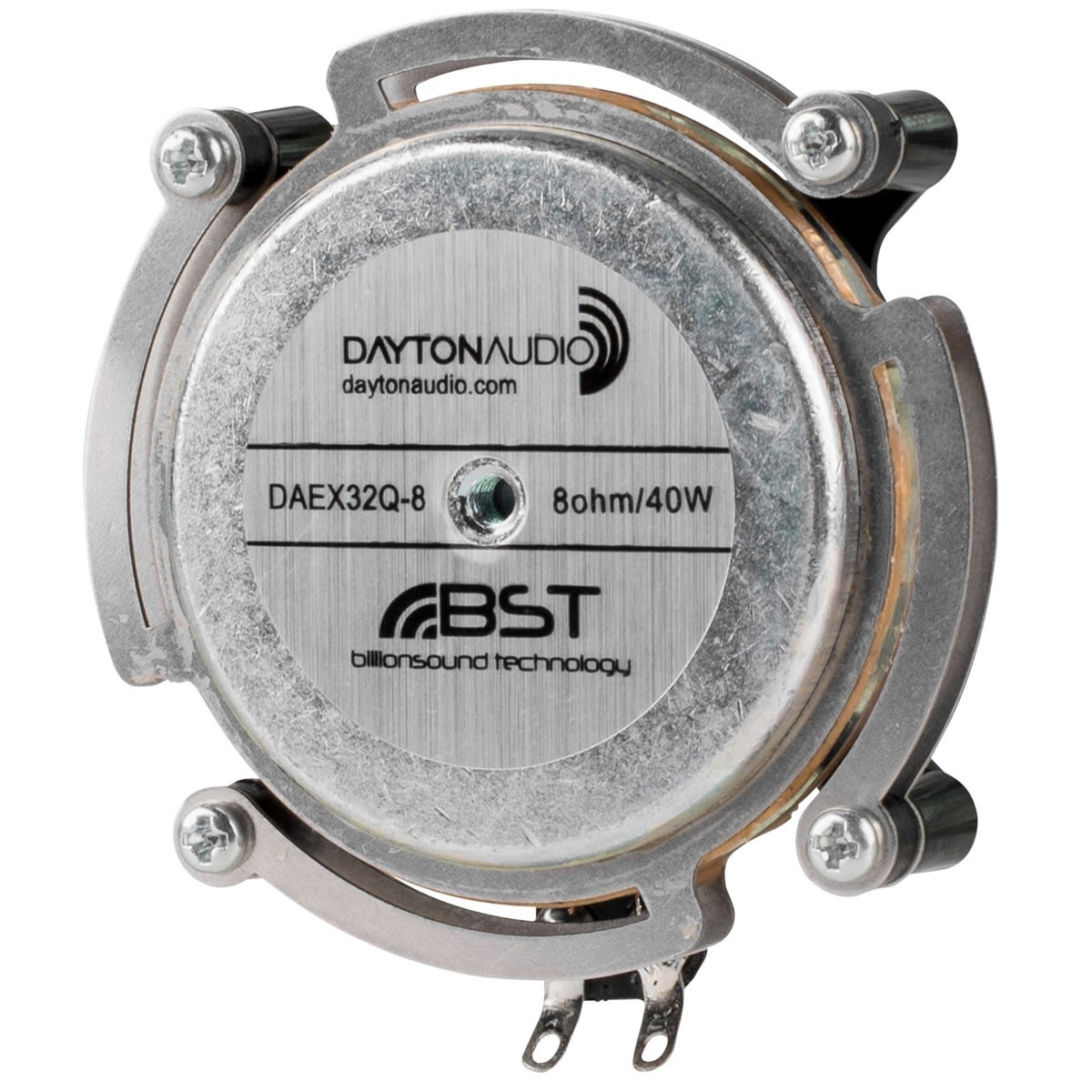 DAYTON AUDIO DAEX32Q-8 Exciter équilibré 32mm 40W 8 Ohm
