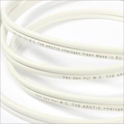 Van Den Hul THE SNOWLINE Câble Hp OFC plaqué Argent 14 AWG 2x1.97mm²