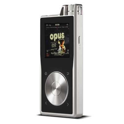 Questyle QP1 DAP / Baladeur Audio numérique 24bit 192kHz DSD128 16 Go Silver