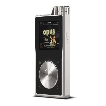 Questyle QP1r DAP / Baladeur Audio numérique 24bit 192kHz DSD 32 Go Silver
