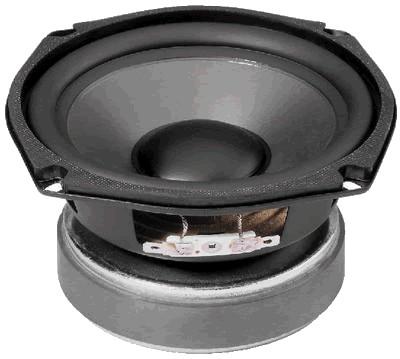 MONACOR SPH-135/AD Haut-parleur de grave-médium 13cm Hi-Fi 60W 8Ω