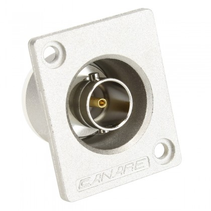CANARE BCJ-RU High performance 75 Ohm BNC inlet