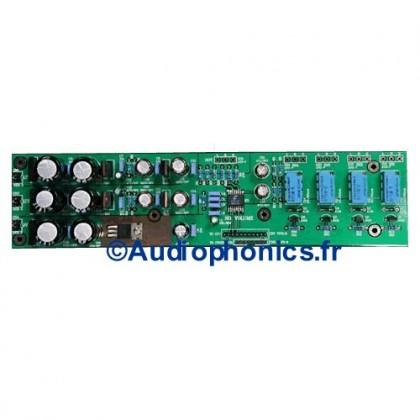 LITE V3310 - Volume board with CS3310 digital potmeter
