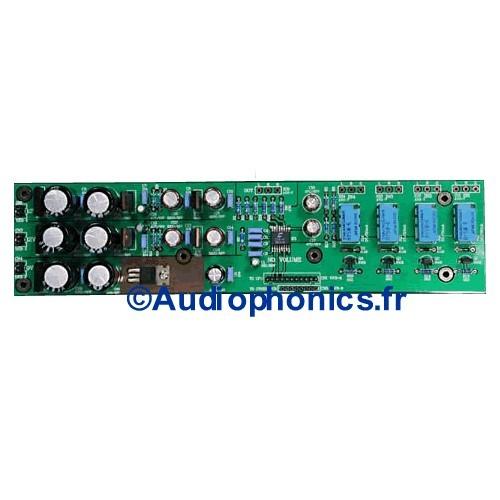 LITE V3310 - Volume board with CS3310 digital potentiometer