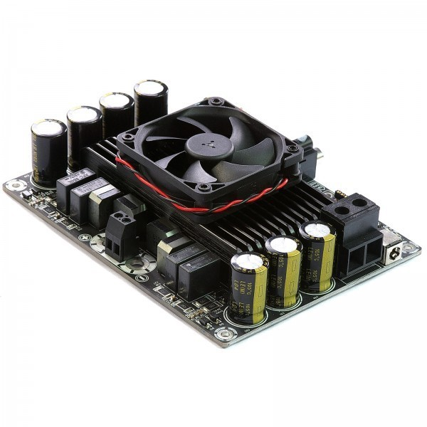 WONDOM AA-AB31241 Module Amplificateur TAS5630 Class D 1 x 600 Watts 2 Ohm