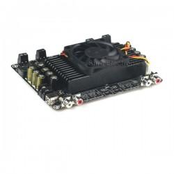 WONDOM AA-AB33184 Module Amplificateur TDA7498 Class D 4 x 100 Watt 6 Ohm