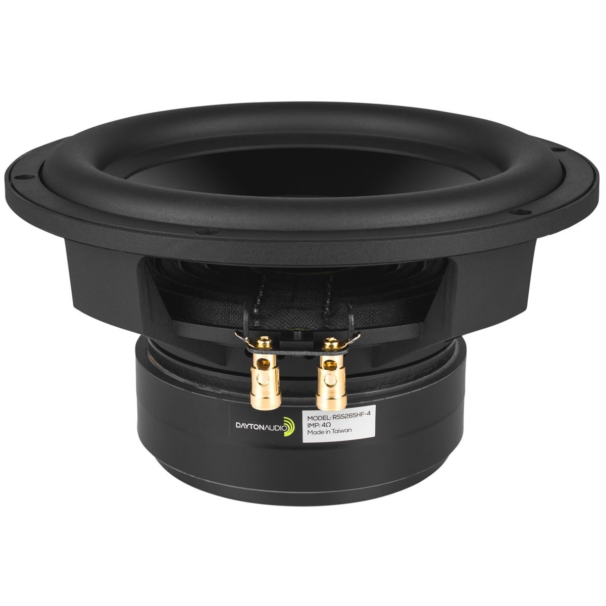 DAYTON AUDIO RSS265HF-4 Reference HP de Grave/Subwoofer 25.5cm