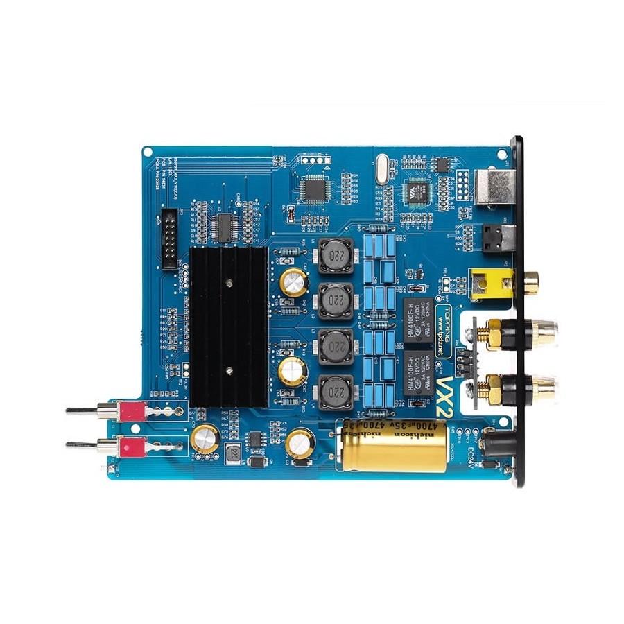 TOPPING VX2 Full Digital Amplifier STA326 Class D 2x 35W 8 Ohm