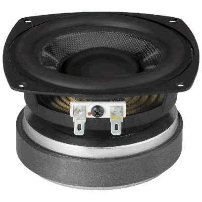 MONACOR SPH-100C Speaker Driver Midbass 30W 8 Ohm 84dB Ø10cm