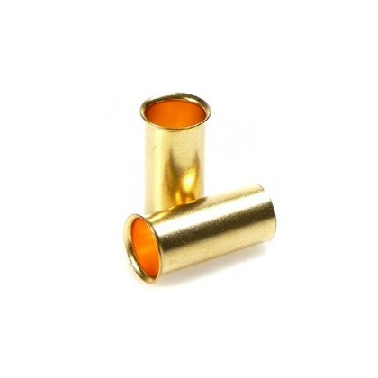 Furutech GS-83P (G) Crimping sleeve / tube Pure Copper 4AWG/21mm² (x10)