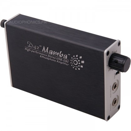 Ibasso D42 Mamba Amplificateur casque/DAC USB OTG WM8740 x2