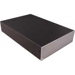 HIFI 2000 Boîtier 100% Aluminium 300x200x55mm