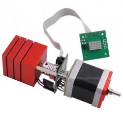 Khozmo Acoustic Kit Atténuateur motorisé Shunt Stéréo 48 positions CMS 50k 1%