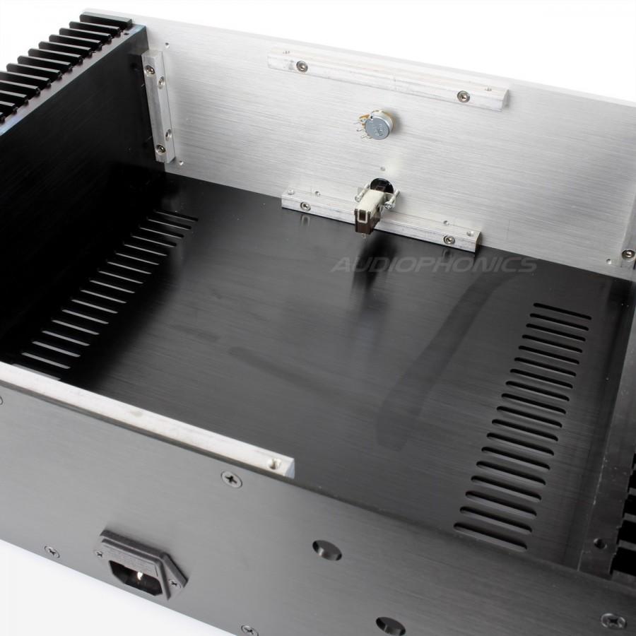 Diy Amplifier Heatsink