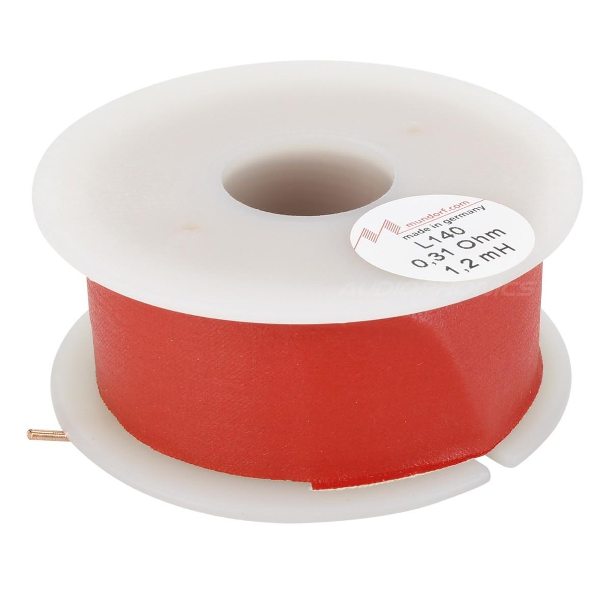 MUNDORF BL140 Air Core Self 1.4mm 0.1mH