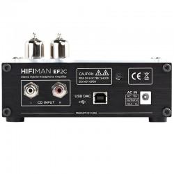 HIFIMAN EF2C DAC / Amplificateur Casque à tubes Hybride Haute fidélité