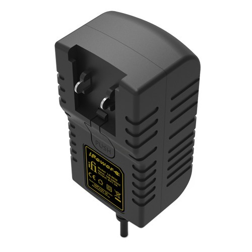 ifi Audio iPOWER AC-DC Adaptator / Low noise Power supply 12V 1.8A