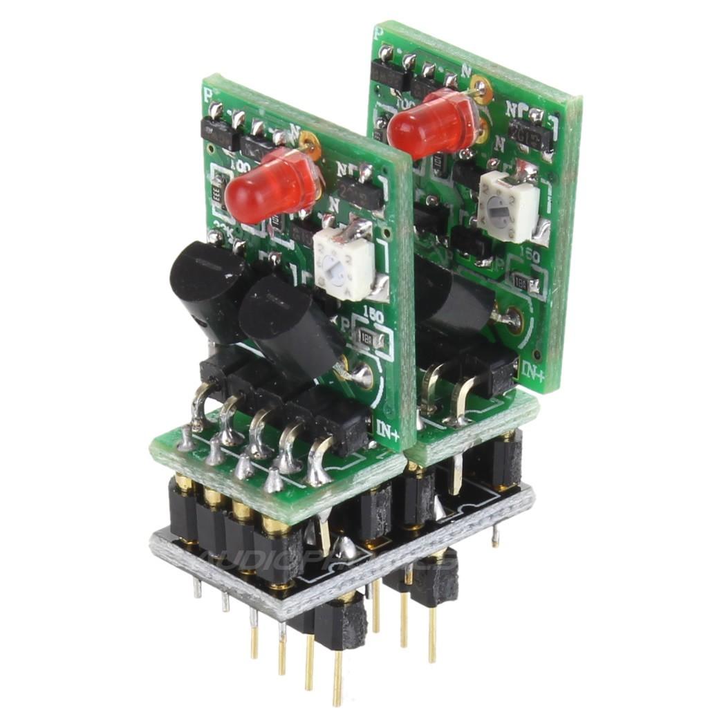 AOP double à composants discrets HDAM typé tube DIP8 (L'unité)