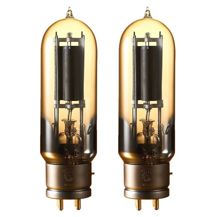 PSVANE WE845 Replica Pair of Tubes Hi-Fi Serie Paired