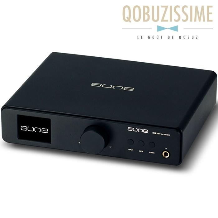 AUNE S16 DAC DSD / DXD AK4495S 32bit / 384kHz XMOS