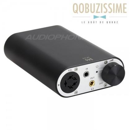 KINGSOUND M-03 Amplificateur Portable pour Casque Electrostatique Black