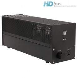 KINGSOUND M-20 Tube Amplifier for Electrostatic Headphone Black