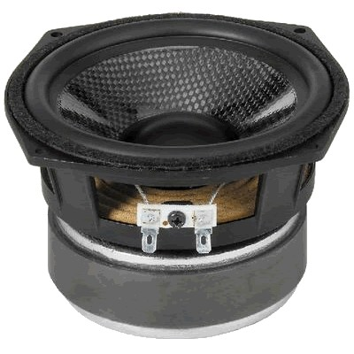 Monacor SPH-135C Speaker Driver Midbass 50W 8 Ohm 88dB Ø13cm