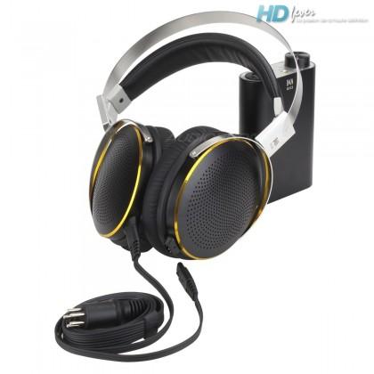 Pack KINGSOUND M-03 Amplificateur Portable & KS-H4 Casque Electrostatique Black