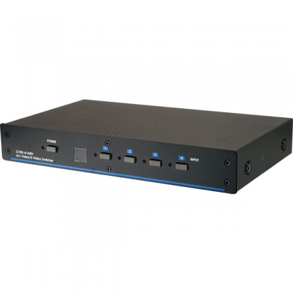 CYP CVSD-41AR Commutateur sélecteur Audio Vidéo
