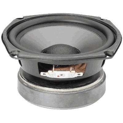 MONACOR SPH-135TC Haut-parleur de grave-médium 13cm 2x60W 2x8Ω