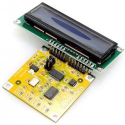 Module Sélecteur de Source Numérique AK4113 SPDIF vers I2S écran LCD 4 entrées